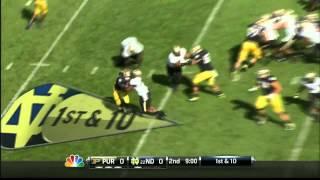 Kawann Short vs Notre Dame (2012)