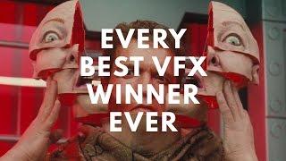 Оскар в номинации «Лучшие визуальные эффекты»