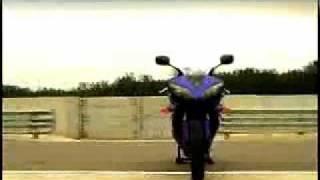 8. Yamaha YZF R1 2007