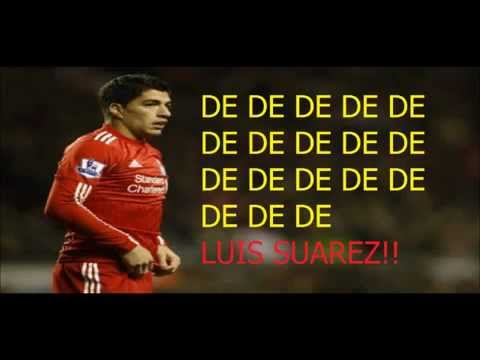 Luis Suarez Song With Lyrics