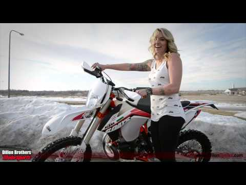 New : 2014 KTM300 XC-W Six Days - White