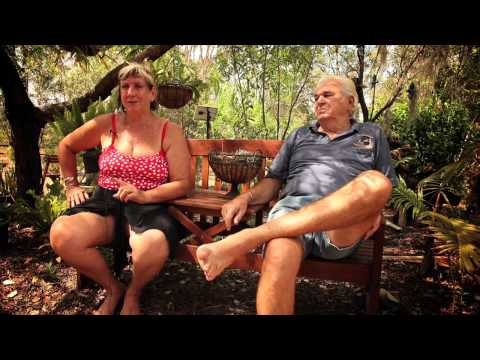 BushTV After the Flood Community Storyteller Val and Brian Barnicoat