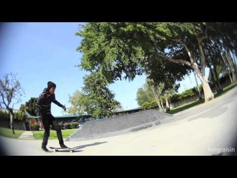 OTMC Wilmington Skate Park Sesh (raisincam skateboarding)