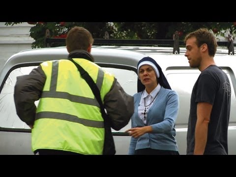 nun - On Series 1 of The Fear, The Nun's patience wears thin when her car gets clamped. For more go to https://www.facebook.com/TheFearTV https://twitter.com/TheFe...