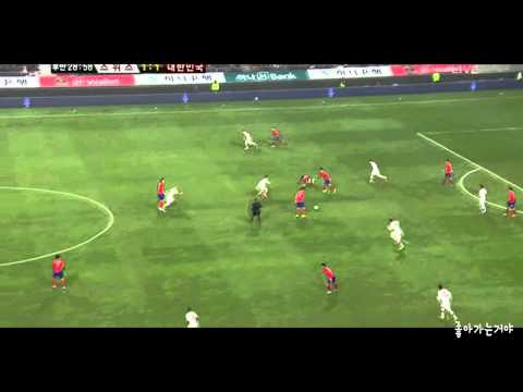 전 - Copyrights: KBS, KFA [평가전] 이청용 스위스전 활약상 [Friendly] Lee Chung Yong vs Switzerland Copyright Disclaimer Under Section 107 of the Copyright Act 1976, allowance ...