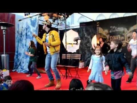 Camilla ThyThy: Nhảy theo điệu Zumba