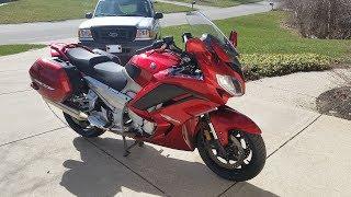9. 2014 Yamaha FJR 1300 ES Motorcycle for Sale Dayton, OH
