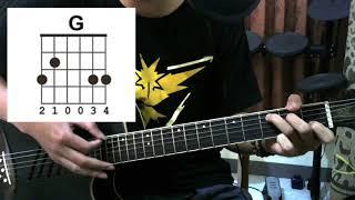 Video Tutorial Gitar Petikan Genjrengan Bidadari Tak Bersayap Anji Versi Mudah MP3, 3GP, MP4, WEBM, AVI, FLV Februari 2018