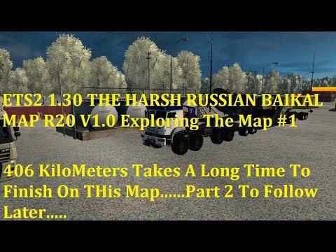 The harsh Russian, Baikal R20 v1.0