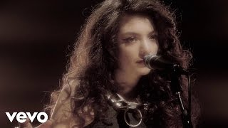 Lorde - Royals - Stripped (VEVO LIFT)