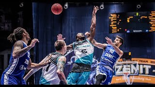 Match review VTB United league: «Zenit» — «Astana»