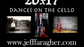 20x17 = 340 Dances on the Cello
