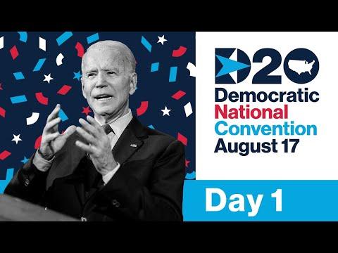 2020 Democratic National Convention Livestream  #DemConvention | Joe Biden For President 2020
