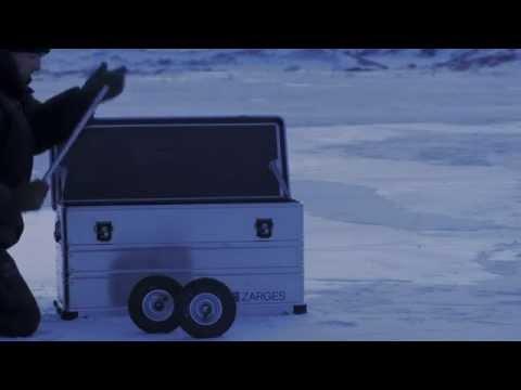 Aufbewahrung und Transport #2 Mobile Alubox K 424 XC - ZARGES