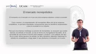 Microeconomía II - El Monopolio (1) - Alfonso Rosa García