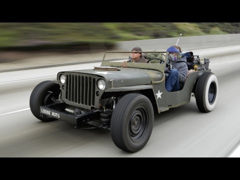 Jeep - David Freiburger claims that this road trip on this episode of Roadkill is the most stupid thing that he and Mike Finnegan have ever done. Freiburger wanted ...