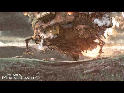 [HD/HQ Audio] Joe Hisaishi - Howl's Moving Castle