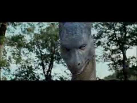 ♫ Eragon music video ♫ 3th  ► All scenes with Saphira in one feel the spirit