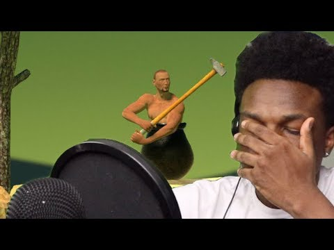 Lets get over it / Getting over it #1 (видео)