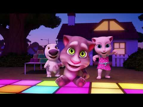 🎶 Mega Music Party 🎸 - Talking Tom Shorts (S2 Episode 8)