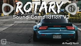 Rotary sounds are among the best in the entire car community. Praised for their ability to make large amounts of power with low displacement and high RPM, the rotary engine has built a solid reputation. Since my first compilation was uploaded over a year ago, and has over 90K views, I figured that I should give it a second installment. Sit back, crank up those speakers, and enjoy the amazing rotary sounds.Videos Used -https://youtu.be/ZmoYevh-FKMhttps://youtu.be/ORHRkUCisLYhttps://youtu.be/sxXtpMngivMhttps://youtu.be/KgYbKUXP_v0https://youtu.be/4mCLQJeaM5whttps://youtu.be/xUXA1SIqJFYhttps://youtu.be/3idi2XXxkpMhttps://youtu.be/JONBcH92LOQhttps://youtu.be/SvT7xO43CBQSongs Used -Intro  Daya - Hide Away (Virtu Remix)Outro  Tobu - Sunburst*No copyright infringement intended, this video was made for entertainment purposes only. All media belongs to their rightful owners, I take no credit for their work*-Please note that I'll be away on vacation throughout all next week, so don't expect a new video until at least the first week of September. Don't worry though, because I have a stacked lineup full of very big plans coming soon, so be sure to subscribe to stay up to date. Thanks! -