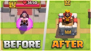 Video OMG! HOW Clash Royale LOOKED BEFORE RELEASE (2015) GIANT WIZARD and ARCHER TOWERS! MP3, 3GP, MP4, WEBM, AVI, FLV Oktober 2017