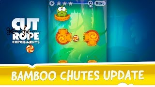 Cut the Rope: Experiments YouTube video