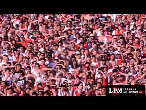 Video - Que gane River todo el año es carnaval - vs Olimpo - Los Borrachos del Tablón - River Plate - Argentina - América del Sur