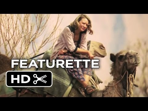 featurette - Subscribe to TRAILERS: http://bit.ly/sxaw6h Subscribe to COMING SOON: http://bit.ly/H2vZUn Like us on FACEBOOK: http://goo.gl/dHs73 Tracks Featurette - An Extraordinary Odyssey (2014) - Mia...