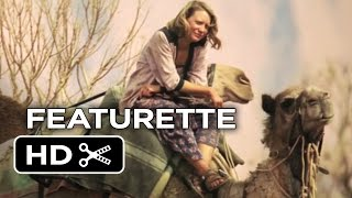 Tracks Featurette - An Extraordinary Odyssey (2014) - Mia Wasikowska, Adam Driver Movie HD