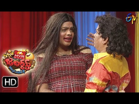 Sudigaali Sudheer Performance | Extra Jabardasth| 20th October 2017