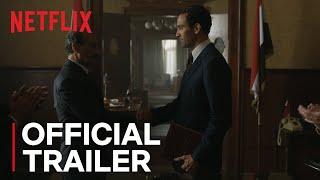 The Angel | Official Trailer [HD] | Netflix