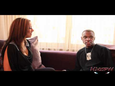 TOMMY DAVIDSON part two Interview with Your Girl LIZA Marie host of H.View tv