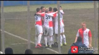 Super liga 2015/16: 22.Kolo: Novi Pazar - Vojvodina 1:1 (0:1)
