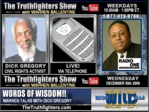 Warren Ballentine - The Professor Dick Gregory (Part 2 of 6)