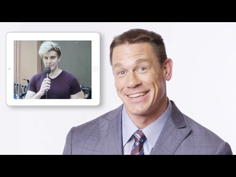 John Cena Gets Asked Random Questions by NYC Residents