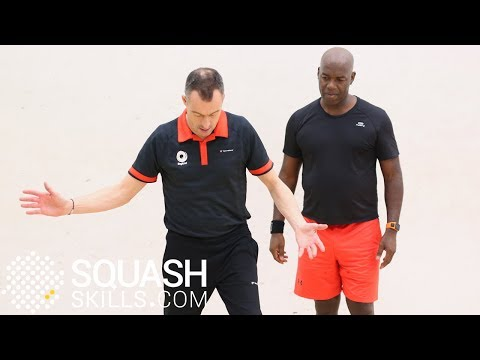 Squash tips: Understanding weight of shot