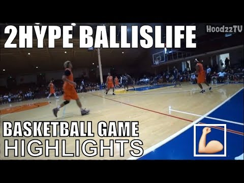 2HYPE Ballislife FULL GAME Basketball Highlights 🏀 | Ft. CashNasty, Jesser, TTG, Off Ballers, +More