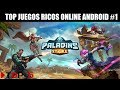Top 5 : Mejores Juegos Android Multiplayer Local online