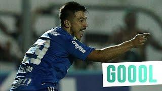 Willian, Róger Guedes e Borja marcaram os gols da vitória do Verdão. ---------------------- Assine o Premiere e assista a todos os jogos do Palmeiras AO VIVO...
