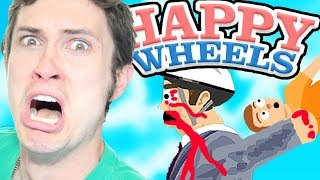 HAPPY WHEELS - KID THROW