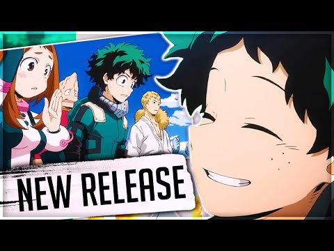 My Hero Academia Release Dates For Special Episodes Announced For HULU! Ahead of Season 5!