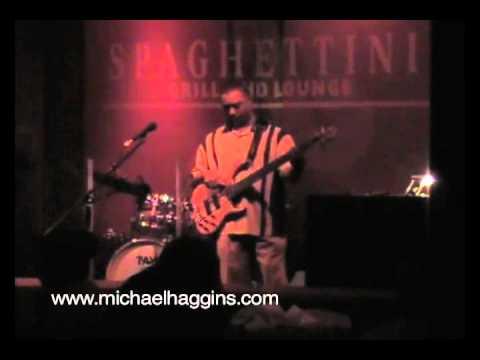 "Michael Haggins ""Daybreak"" Live at Spaghettini"