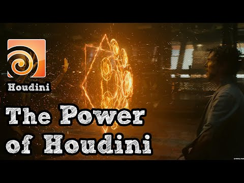 What is Houdini Used For?