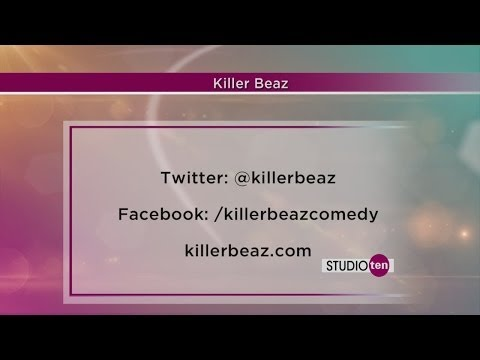 Studio 10: Killer Beaz on Studio10