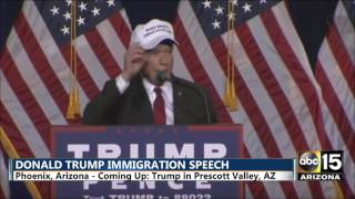 Prescott Valley (AZ) United States  city photo : Live stream 10/4/16 - Multiple Donald Trump Arizona speeches, VP Debate
