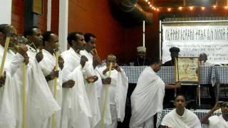 12th Annual Gubae Of Mahibere Kidusan USA Center(Dallas,Texas)