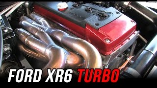 7-second Ford XR6 turbo ~ GMKILR by Dyno-mite