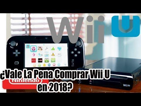 ¿Vale la pena comprar un WII U en 2018?  6 Razones Para Comprartela