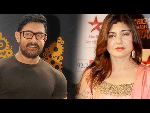 When Bollywood Singer Alka Yagnik Threw Aamir Khan